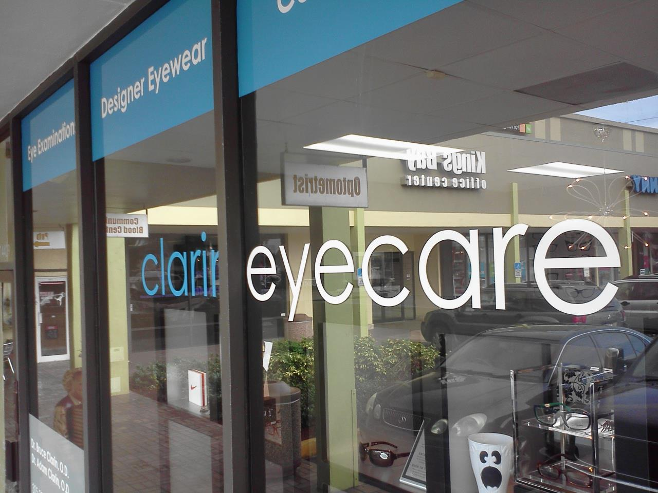 Window Graphics And Decals